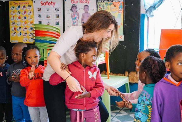Cape Town creche - volunteer abroad